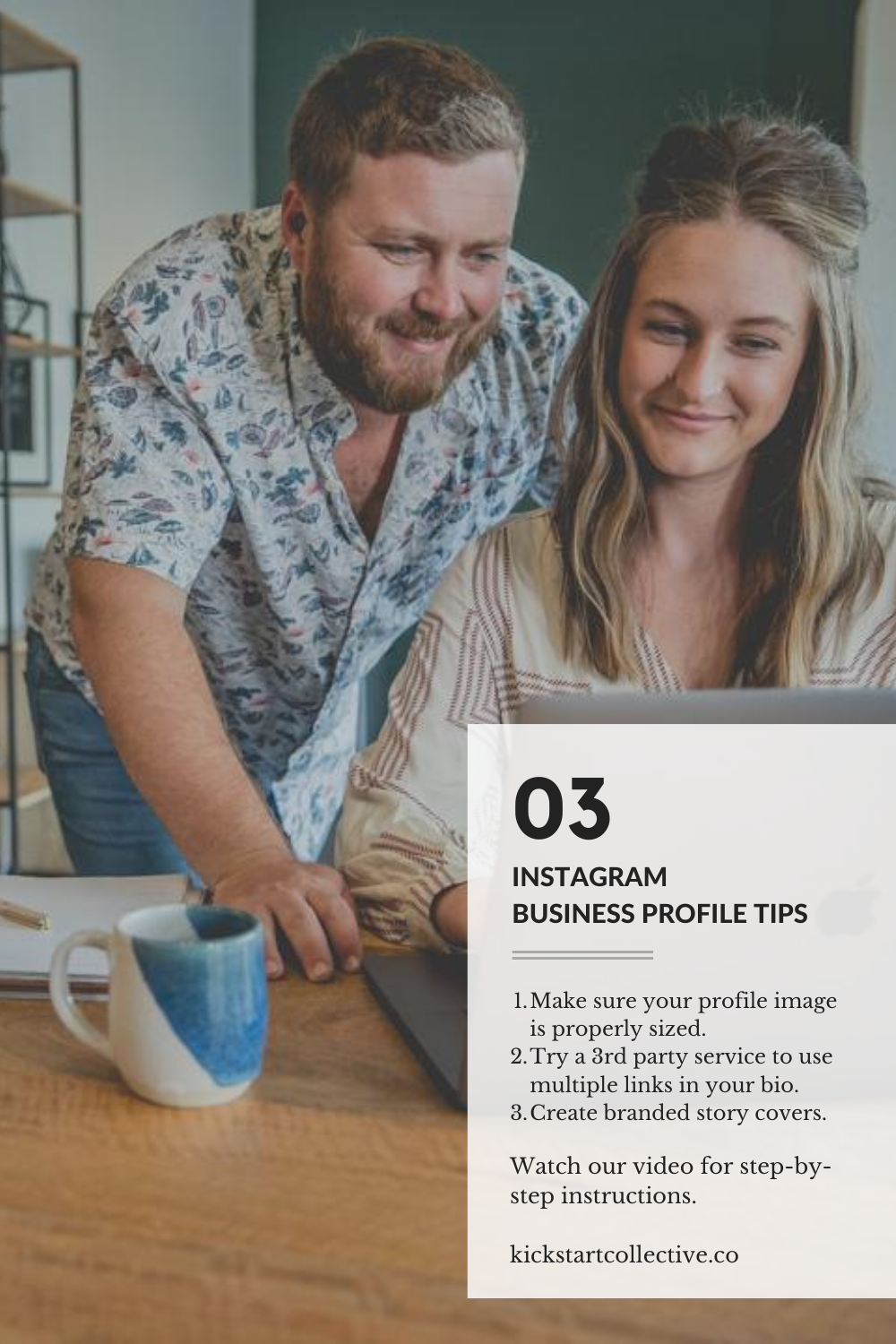 Instagram Business Profile Tips